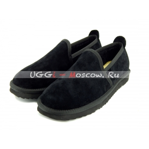 Ugg Men's Slip-On NewMan - Black