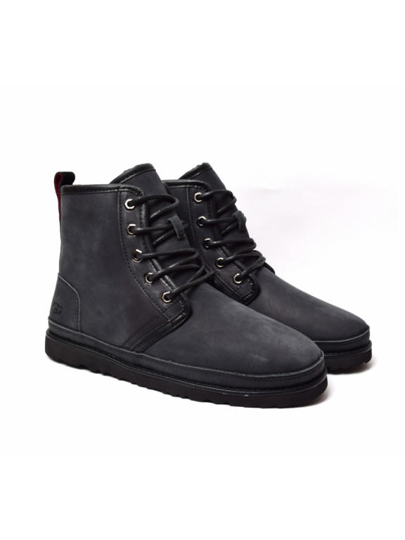 Men HARKLEY Waterproof Boot - Black TNL