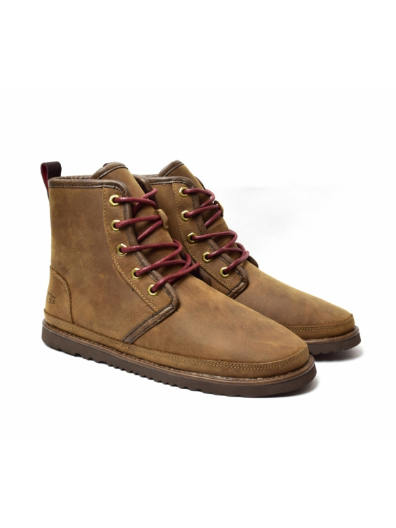 HARKLEY Waterproof Boot - Grizzly
