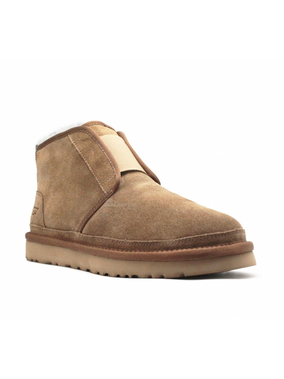 Men Neumel Flex - Chestnut