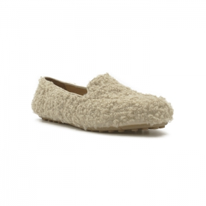 Ugg HAILEY FLUFF Loafer - Sand