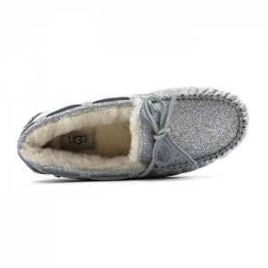 Ugg Mocсasins Dakota Sparkle - Grey