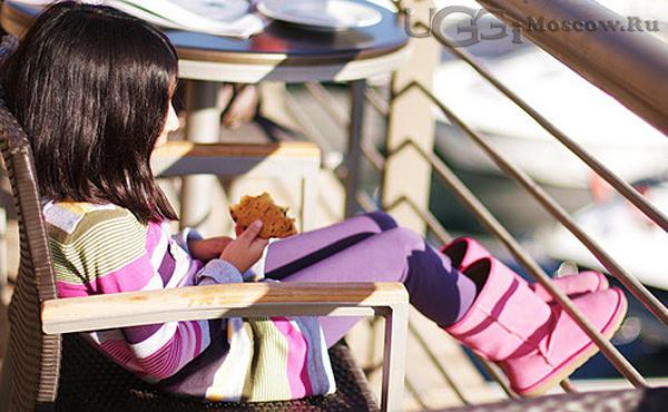 Угги детские — идеальная обувь для малышей