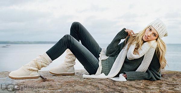Угги женские — стильная и удобная обувь